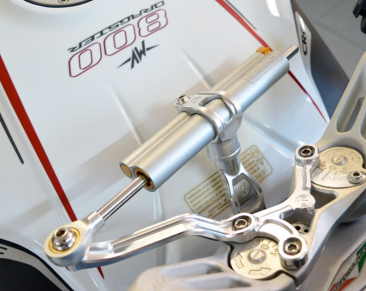 Ohlins Damper Mount Kit by MotoCorse