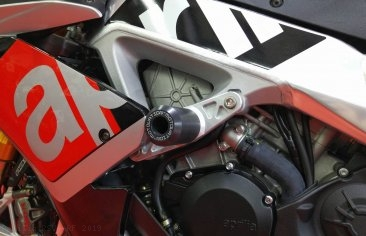Frame Sliders by Motovation Accessories Aprilia / RSV4 RF / 2019