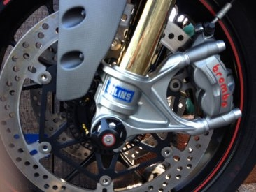 Front Fork Sliders by AELLA Ducati / 1199 Panigale / 2013