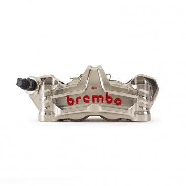 100mm GP4-MS Radial Billet Caliper Kit by Brembo