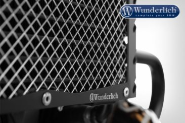 Oil Cooler Guard by Wunderlich