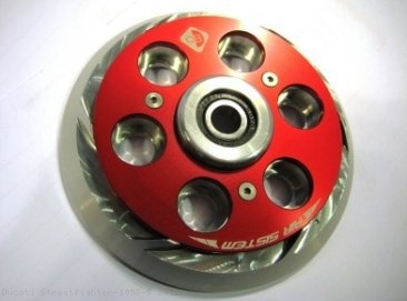 Air System Dry Clutch Pressure Plate by Ducabike Ducati / Streetfighter 1098 S / 2012