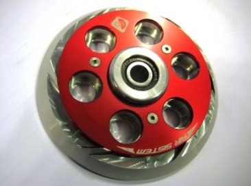 Air System Dry Clutch Pressure Plate by Ducabike