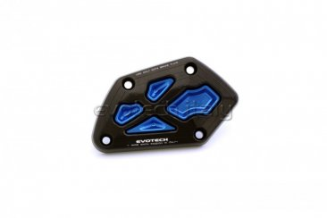 Front Brake Fluid Tank Cap by Evotech Italy