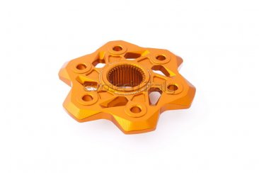 Sprocket Carrier Flange by Evotech Italy