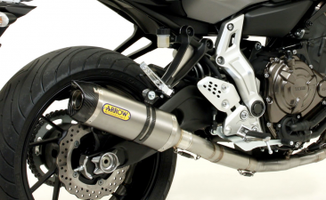 Thunder Full Exhaust System by Arrow