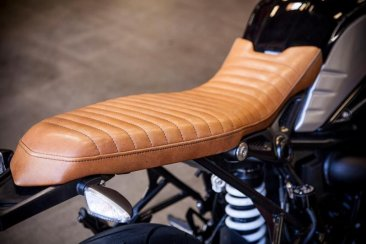 Flat Out Enzo Seat by Roland Sands