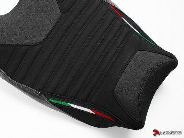 Corsa Edition Rider Seat Cover by Luimoto
