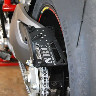 Rear Turn Signal Kit With Side Mount Tail Tidy by NRC