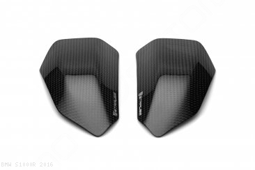 Carbon Fiber Street Version Tank Slider Kit by Strauss Carbon BMW / S1000R / 2016