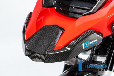Carbon Fiber Front Beak Fender Extension by Ilmberger Carbon