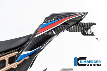 Carbon Fiber Left Side Tail Cowling by Ilmberger Carbon