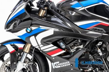 Carbon Fiber Left Side Panel by Ilmberger Carbon BMW / S1000RR Sport / 2020