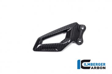 Carbon Fiber Heel Guard by Ilmberger Carbon