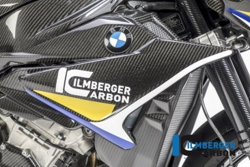 Carbon Fiber Right Side Fairing Panel by Ilmberger Carbon BMW / S1000R / 2016
