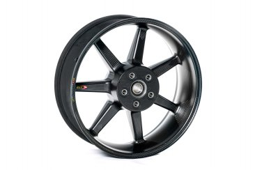 Black Mamba i-Series Carbon Fiber Wheel Set by BST