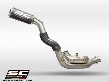CR-T Exhaust by SC-Project Ducati / Panigale V4 / 2021