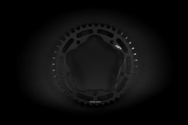 5 Hole Quick Change 520 Sprocket Ring Gear by AEM Factory