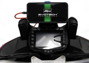 Quad Lock Mount by Evotech Performance Ducati / Multistrada 1260 / 2018
