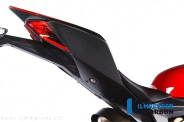 Carbon Fiber Right Tail Fairing by Ilmberger Carbon Ducati / 1299 Panigale / 2015