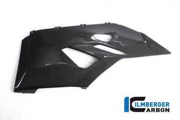 Carbon Fiber Left Side Lower Fairing by Ilmberger Carbon