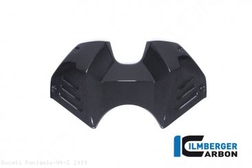 Carbon Fiber Upper Tank Cover by Ilmberger Carbon Ducati / Panigale V4 S / 2019