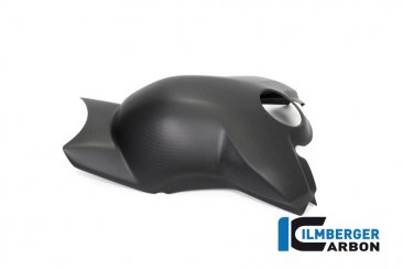 Carbon Fiber Tank Fairing by Ilmberger Carbon