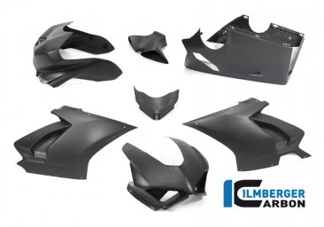 Carbon Fiber SUPERSTOCK Fairing Kit by Ilmberger Carbon