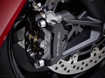 Front Brake Caliper Guard Set by Evotech Performance Ducati / Diavel 1260 S / 2019