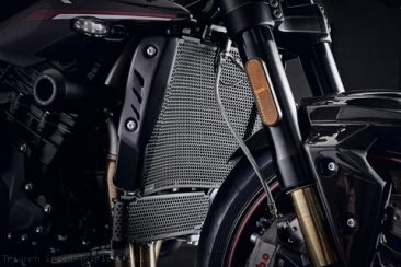 Radiator and Oil Cooler Guard by Evotech Performance Triumph / Speed Triple S / 2019