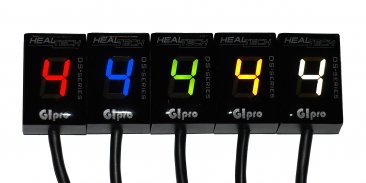 GIPro DS Gear Indicator by Healtech
