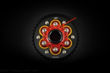 Sprocket Carrier Flange 'D-SEI' by AEM Factory Ducati / Panigale V4 R / 2020