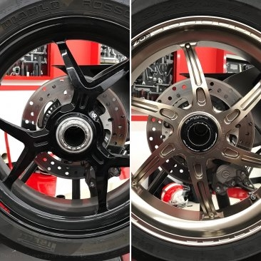 Rear Wheel Axle Nut by Ducabike Ducati / Supersport S / 2018