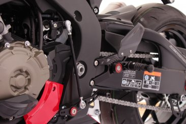 Adjustable Rearsets by Gilles Tooling