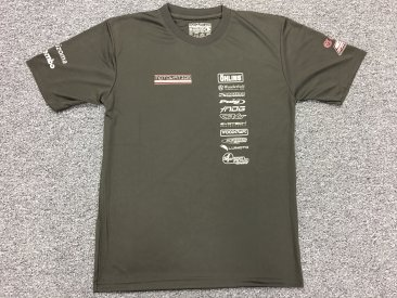 "Motovation Performance DRI-FIT Tee Shirt ""Logo"""