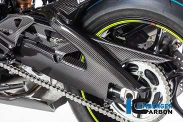 Carbon Fiber Chain Guard by Ilmberger Carbon