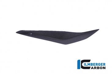 Carbon Fiber Left Side Lower Tank Cover by Ilmberger Carbon
