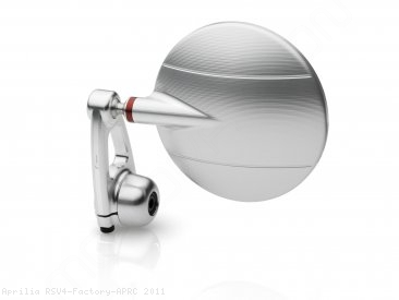 Rizoma SPY-ARM 94 Bar End Mirror Aprilia / RSV4 Factory APRC / 2011