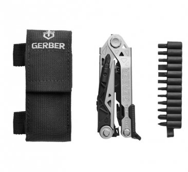 Center Drive Multi-Tool with Bit Set by Gerber