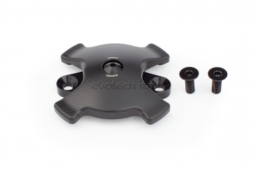 Timing Inspection Port Cover with Slider by Evotech Italy