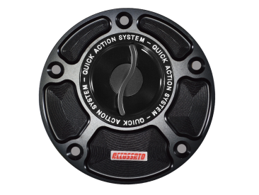Quick Release Gas Cap by Accossato
