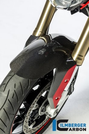 Carbon Fiber Front Fender by Ilmberger Carbon BMW / R1200RS / 2015