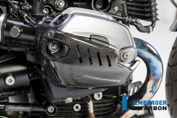 Carbon Fiber Head Cover by Ilmberger Carbon BMW / R nineT / 2017