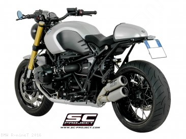 Dual CR-T Exhaust by SC-Project BMW / R nineT / 2016