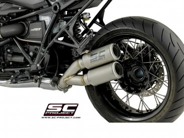 Dual CR-T Exhaust by SC-Project