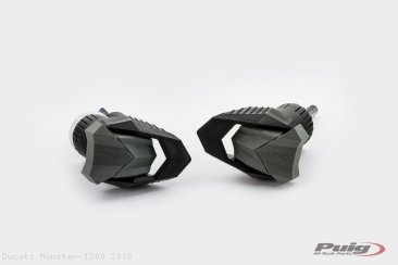 R19 Frame Sliders by Puig Ducati / Monster 1200 / 2018