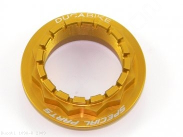 Rear Wheel Axle Nut by Ducabike Ducati / 1098 R / 2009