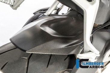 Carbon Fiber Rear Hugger by Ilmberger Carbon Ducati / 959 Panigale / 2016
