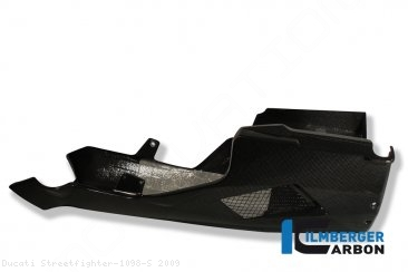 Carbon Fiber Bellypan by Ilmberger Carbon Ducati / Streetfighter 1098 S / 2009