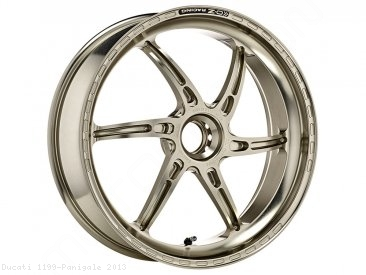 GASS RS-A Aluminum 6 Spoke Rear Wheel by OZ Wheels Ducati / 1199 Panigale / 2013